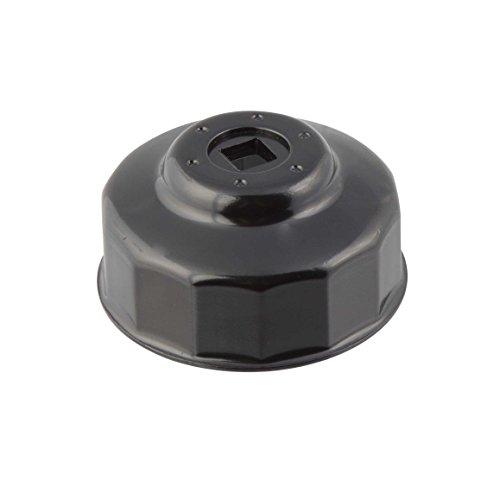 (STEELMAN 06109 Oil Filter Cap Wrench 68mm x 14 Flute)