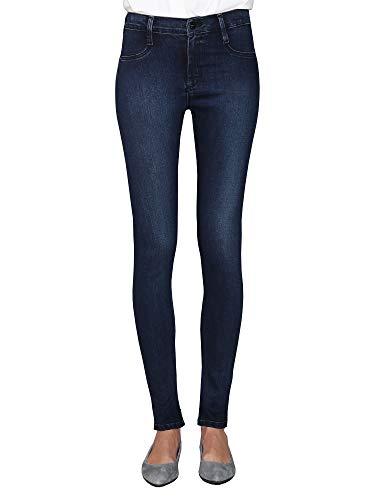 James Jeans Women's Mid Rise Skinny Wonder Jeans in Bombshell Blue Size 29