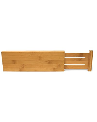Bamboo Dresser Drawer Dividers Natural product image