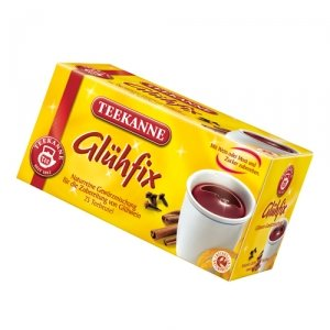 Teekanne Mixed Spices for Mulled Wine Glühwein 20 Bags