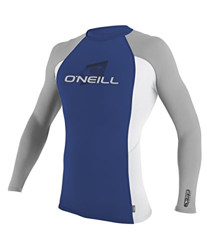 O'Neill UV Sun Protection Youth Skins Long Sleeve Crew Rashguard
