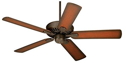 """52"""" Casa Vieja Windstar II Rust Ceiling Fan"""
