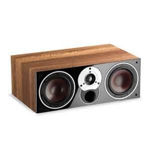 DALI – ZENSOR VOKAL – Center Speaker in Light Walnut