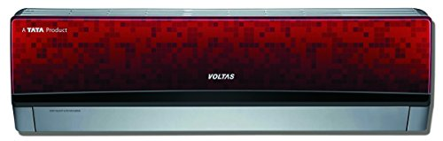 Voltas 1.5 Ton 3 Star (2018) Split AC (Copper, 183 ZZY-IMR, Red)