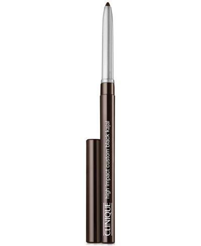 Clinique High Impact Custom Black Pigment-Packed Kajal Eyeliner (Blackened Brown)