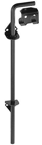 National #N177-188 1/2x18BLK ADJ Cane Bolt