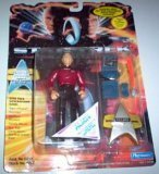 Star Trek Generations Captain Jean-Luc Picard Action Figure