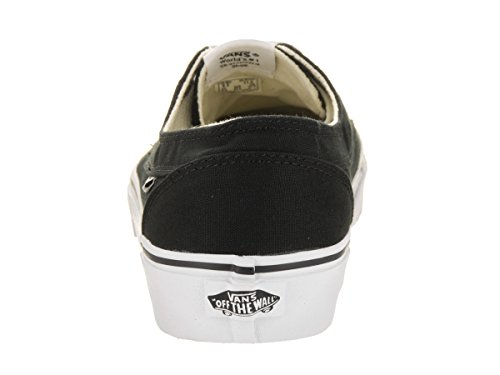 Zapatillas De Skate Vans Unisex Brigata Black / True White