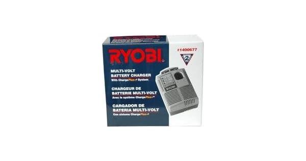 Amazon.com: Ryobi multi-volt Cargador de batería: Home ...