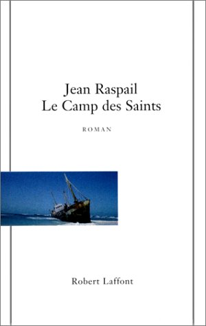 Book cover from Le Camp des saints by Jean Raspail