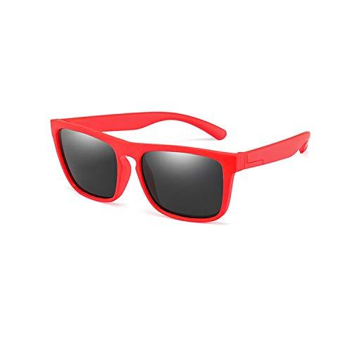 Amazon.com: Children Square Polarized Sunglasses Kids ...