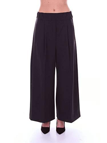 Pants Women Black Jucca Polyester J2614013black wInY171xSq