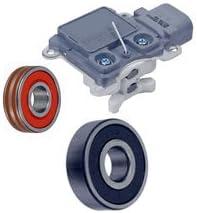 Alternator Rebuild Kit compatible with Ford Escort with Ford 95 Amp 1997-2002 Alternator