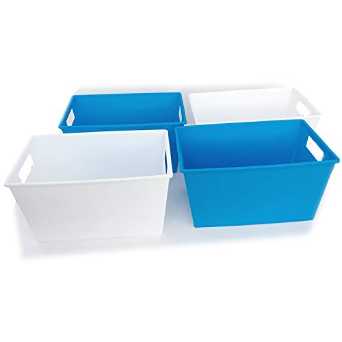 Other Kitchen Storage Amp Organisation Plastic Book Bins