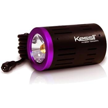 Amazon Com Kessil Ksh150b Led Grow Light 150 Blue