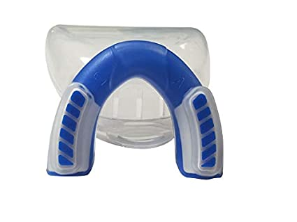Lacrosse MMA,and More BPA Free Basketball Youth /& Adult Sizes Boxing YUYUE YY-001 Upgraded Mouth Guard Protector Gel Max Mouthguard for Football