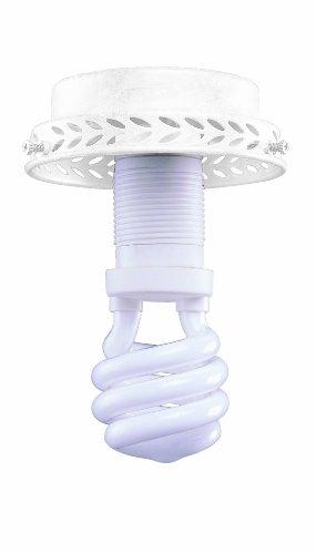 (Concord Fans Y-001-WH Lightkit 4In Single Light Fixture)