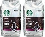 2 Packs of 40 Oz Starbucks French Roast