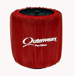 - NEW OUTERWEARS FILTER COVER FOR 5 1/2