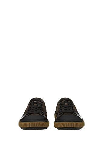 Prada Sneakers Uomo - Camoscio (4E3058SCAMOSCIATOVI) EU marrone