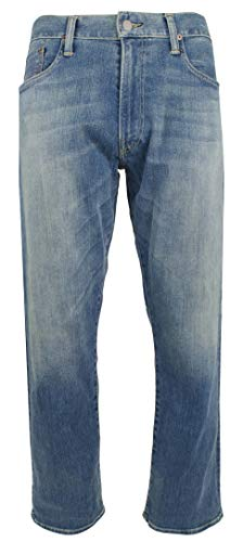 Polo Ralph Lauren Men's Hampton Relaxed Straight Stretch Jeans Pant-B-34WX34L