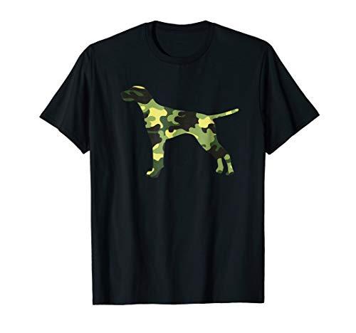 (German Shorthair Pointer Shirt | Dog Camouflage)