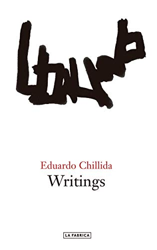 Writings (Blow Up) por Chillida Juantegui, Eduardo