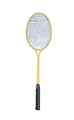 - Sportime Twin Shaft Steel Badminton Racquet