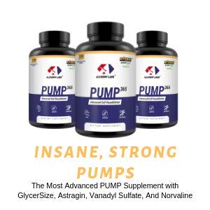 Alchemy Labs - Pump 365 - Nitric Oxide Booster - GlycerPump, GlycerSize, AstraGin, L Norvaline, Vanadyl Sulfate, Glycerol, Muscle Building, Pump Supplement, 180ct Pills by Alchemy Labs (Image #3)