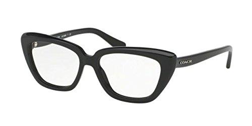 9b0aec28a58 Coach Women s HC6090 Eyeglasses Black 52mm. BUY ONLINE
