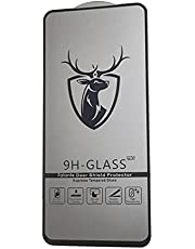 Deer Shield Screen Protector glass pro 9H For Samsung Galaxy A72 5G -with Black Edges