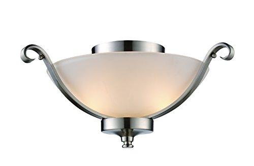 Trans Globe Lighting 70662 BN Indoor  Ballard 14
