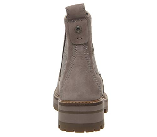 Chelsea Grey Stivali Taupe Valley Timberland Courmayeur Donna w4CtYt