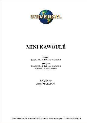 JESSY MATADOR KAWOUL GRATUITEMENT MINI TÉLÉCHARGER