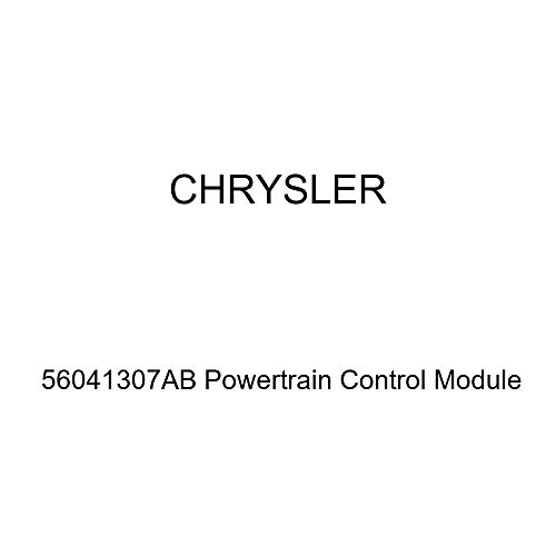 (Genuine Chrysler 56041307AB Powertrain Control Module)