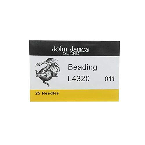 Needles Beading (#11) 25pc - BN11