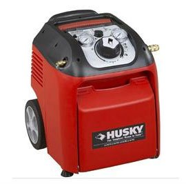 Amazon.com : Husky 1.5 gallon Air Scout Compressor - EQ-HAC-110 : Everything Else