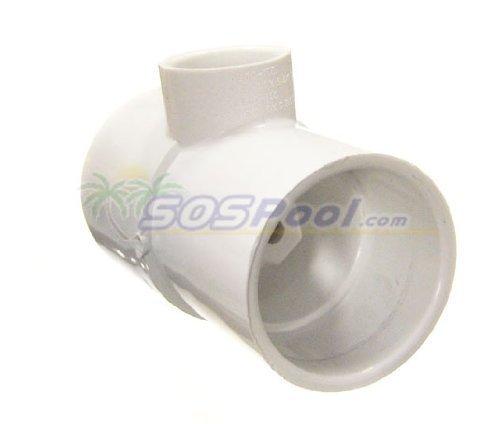 Gunite Venturi Tee (Waterway 7-9 GPM Gunite Venturi Tee 212-3450)