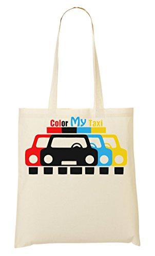 Color Provisions À Taxi My Sac Sac Fourre Tout 7wngH1q7U