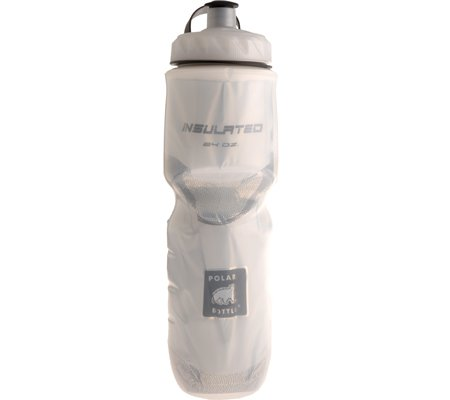Polar Bottle Polar Insulated Water Bottle 24oz (Set of 2),White,US None