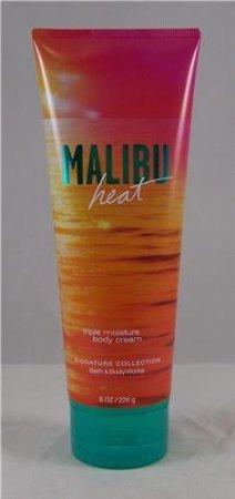 Bath & Body Works MALIBU HEAT Body Cream 8 oz (236 ML)