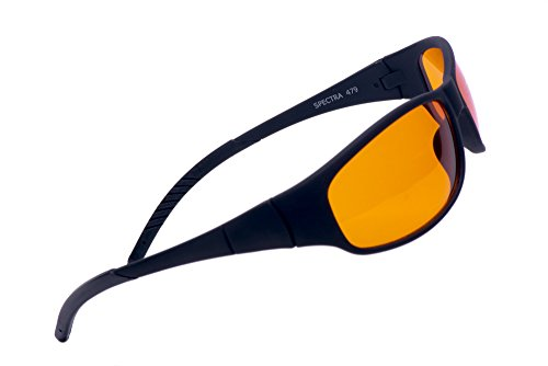 4487d13415a51 Blue Blocking Amber Glasses for Sleep – BioRhythm Safe(TM) – Nighttime  Eyewear ...