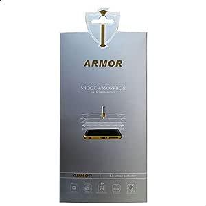 Armor Anti-Shock Nano Screen Protector For Tecno Phantom 6 - Clear