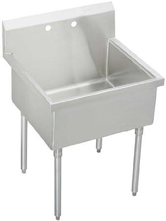 Elkay PLA81362 Pursuit Utility Free Standing Laundry Sink
