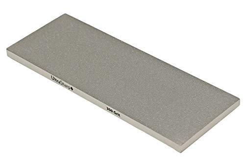 Ultra Sharp Diamond Sharpening Stone - Coarse 300 Grit - 8 x 3
