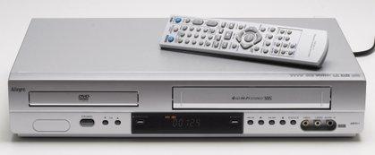Allegro ABV511 Progressive Scan DVD-VCR Combo