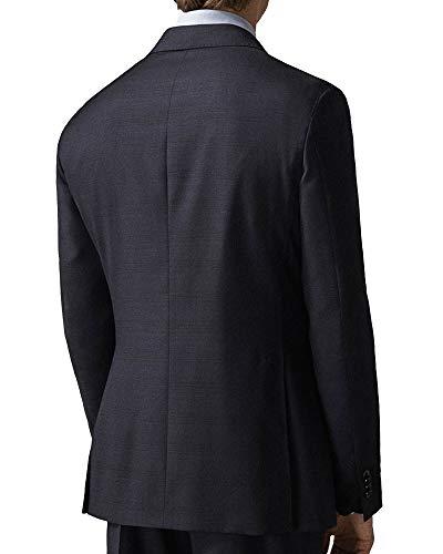 Fit Carreaux Personal canvas Tailleur Full Slim Veste 2086 Laine 860 Dutti Homme Massimo Tailoring q4U6x0z6