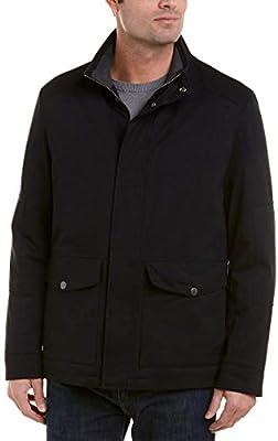 Gruner Hart Schaffner Marx Mens Hendricks Field Jacket HSM Men/'s Outerwear 6349