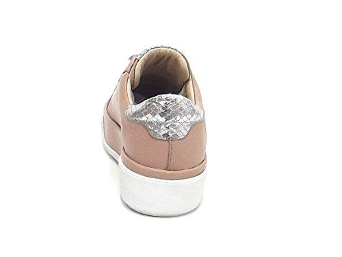 Janet Zapatillas Para Mujer Rosa Cipria