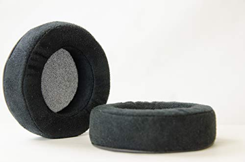 Dekoni Audio Replacement Ear Pads Compatible with Beyerdynamic DT Series Headphones Choice (Choice Suede)